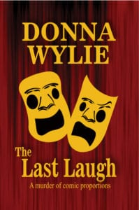 The Last Laugh book cover image